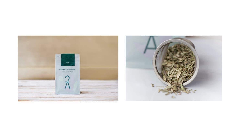 INFUSIÓN TERRA- Infusión de hojas de olivo.